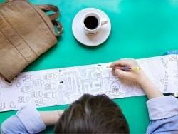 Acheter Jeux de poche à colorier + 1 crayon 8 couleurs - Magic - 5,90€ en ligne sur La Petite Epicerie - 100% Loisirs créatifs