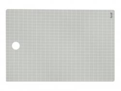 Planche à découper graphique rétro