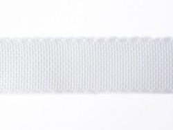 Acheter 1m de galon en toile Aida 35 mm - blanc 001 - 1,99€ en ligne sur La Petite Epicerie - 100% Loisirs créatifs