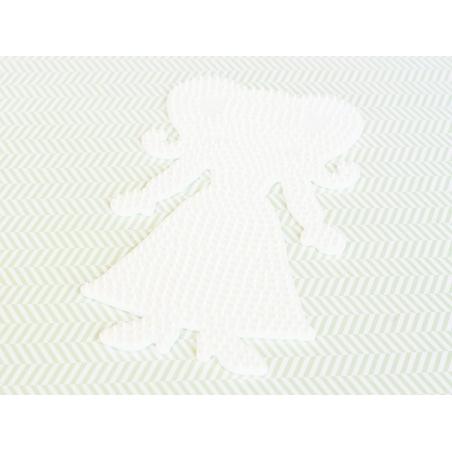 Plaque support pour perles HAMA - Fleur et princesse Hama - 2