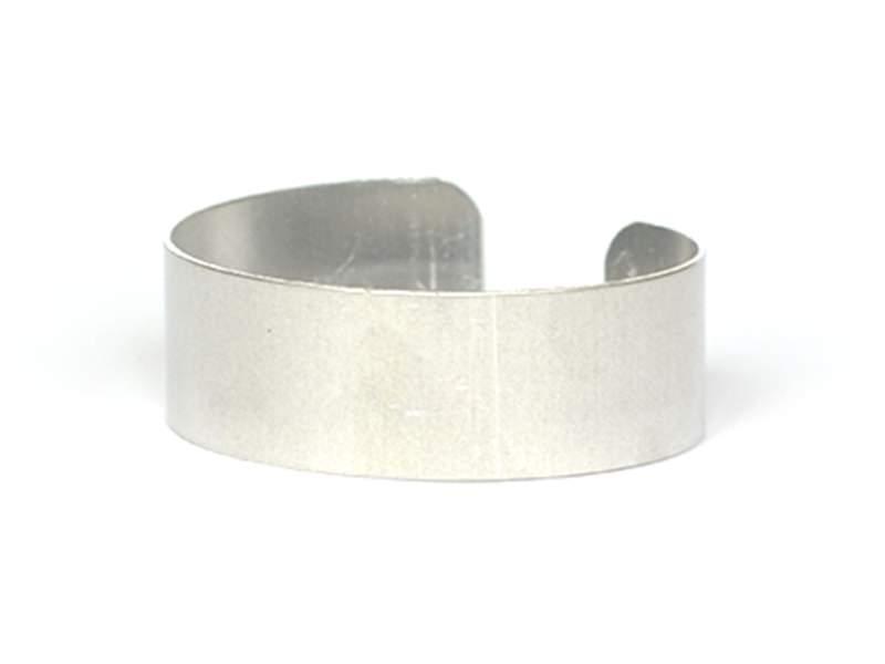 Bracelet manchette en aluminium - 1,9 cm