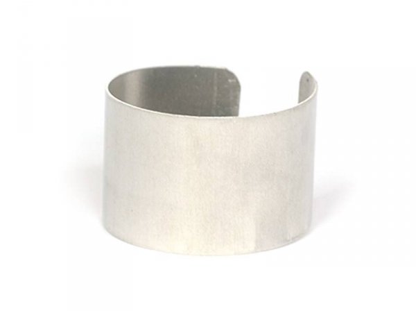 Bracelet manchette en aluminium - 3,8 cm