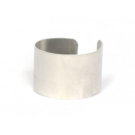 Aluminium bracelet - 3.8 cm