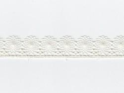 2 m de ruban dentelle 1,5 cm - rose