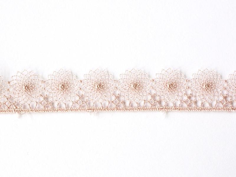 Acheter 1 m de ruban dentelle 16 mm - rose 074 - 2,82€ en ligne sur La Petite Epicerie - Loisirs créatifs