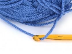 Crochet fluo 5,50 mm - Plastique