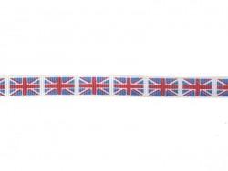 Acheter 1m ruban gros grain drapeau 10 mm - Grande Bretagne 003 - 1,29€ en ligne sur La Petite Epicerie - 100% Loisirs créatifs