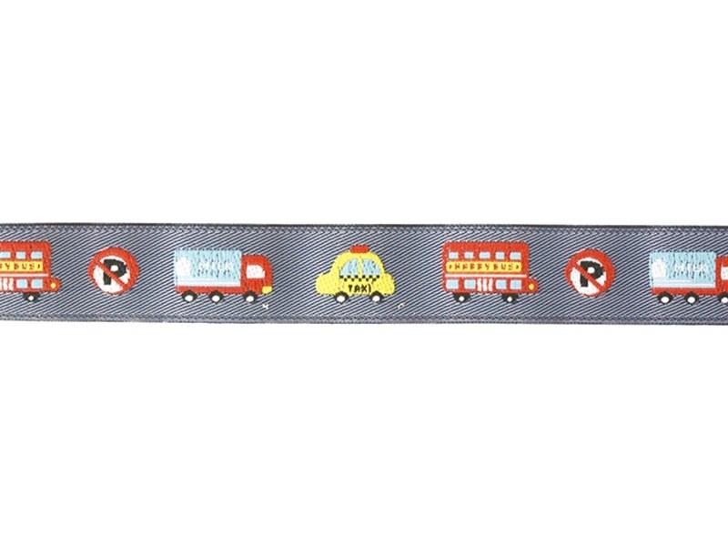 Acheter 1m ruban tissé 20 mm - véhicules 033 - 2,19€ en ligne sur La Petite Epicerie - 100% Loisirs créatifs