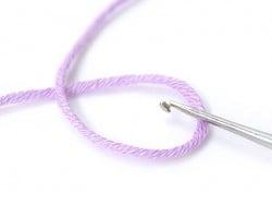 Crochet 1,25 mm - Acier