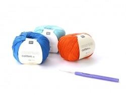 Crochet hook (1.25 mm) - Steel