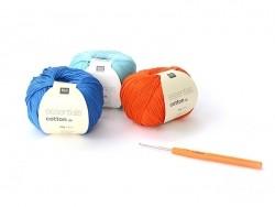 Crochet hook (1.50 mm) - Steel