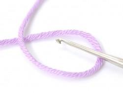 Crochet 1,75 mm - Acier
