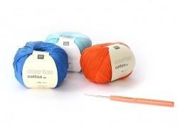 Crochet hook (1.75 mm) - Steel