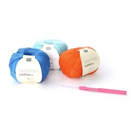 Crochet 2,00 mm - Aluminium