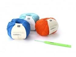 Crochet 2,50 mm - Aluminium