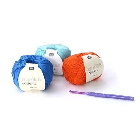 Acheter Crochet 3,50 mm - Aluminium - 2,80€ en ligne sur La Petite Epicerie - 100% Loisirs créatifs