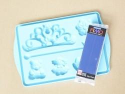 Casting moulds - Little girl toys