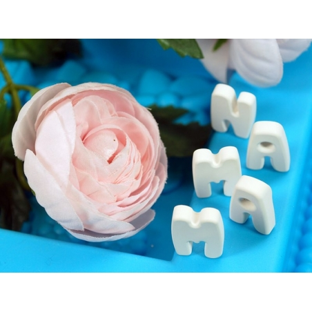 Casting moulds - Letters, numbers and special characters