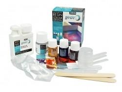 Schnupperset - Farb-und Kristallharz