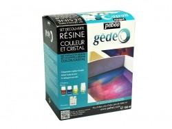 Starter kit - Colour and crystal resin