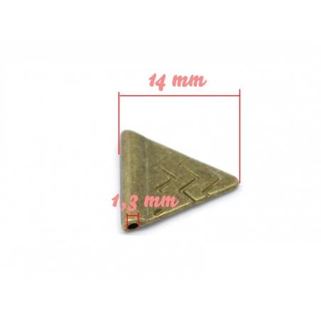 Acheter 1 breloque Fanion - 0,39€ en ligne sur La Petite Epicerie - 100% Loisirs créatifs