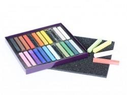 Acheter Coffret de 24 pastels durs - 29,99€ en ligne sur La Petite Epicerie - Loisirs créatifs