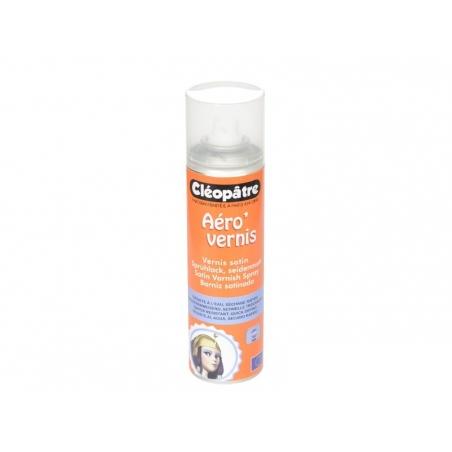 Satin varnish spray - 250 ml
