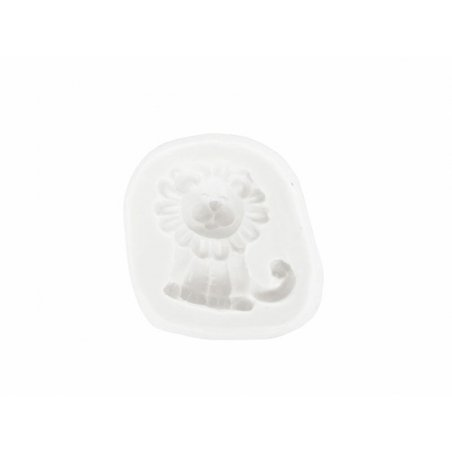 Silicone mould - Lion
