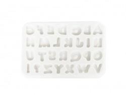 Moule en silicone Alphabet