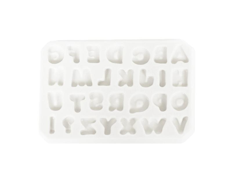 Moule en silicone Alphabet Wepam - 1