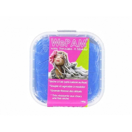 Pâte WePAM - Bleu royal Wepam - 1