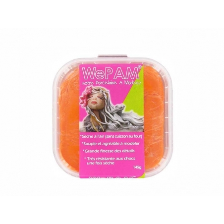 Acheter Pâte WePAM - Orange - 3,99€ en ligne sur La Petite Epicerie - 100% Loisirs créatifs