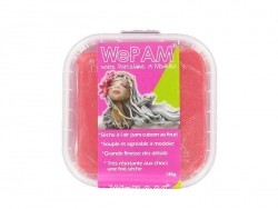 Pâte WePAM - Rouge nacrée