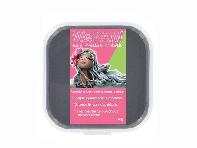 Pâte WePAM - Noir nacrée Wepam - 1