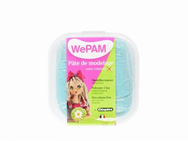 Acheter Pâte WePAM - Turquoise nacrée - 3,99€ en ligne sur La Petite Epicerie - 100% Loisirs créatifs