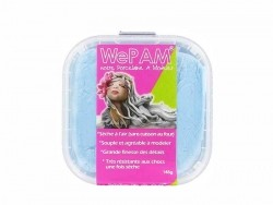 WePAM clay - azure blue Wepam - 1
