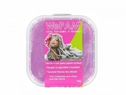 Pâte WePAM - Mauve parme Wepam - 1