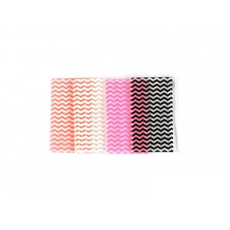 Acheter Mini trousse Zig Zag - Rose - 2,09€ en ligne sur La Petite Epicerie - 100% Loisirs créatifs