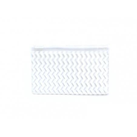 Acheter Mini trousse Zig Zag - Blanche - 2,09€ en ligne sur La Petite Epicerie - 100% Loisirs créatifs