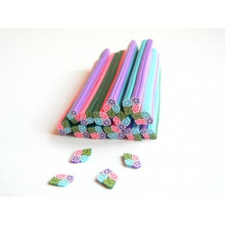 Acheter Cane trio de fleur et sa feuille  - 0,99€ en ligne sur La Petite Epicerie - 100% Loisirs créatifs