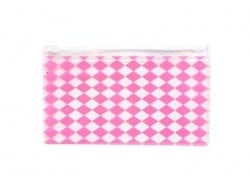 Trousse Losange - Rose Rico Design - 1