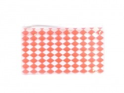 Trousse Losange - Orange Rico Design - 1