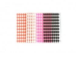 Acheter Trousse Losange - Rose - 2,19€ en ligne sur La Petite Epicerie - Loisirs créatifs