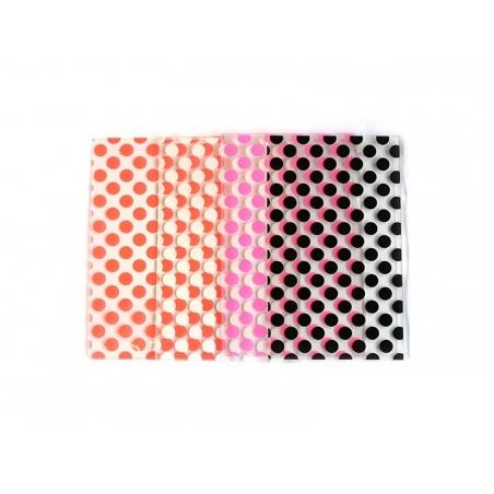 Acheter Grande trousse à pois - Rose - 2,49€ en ligne sur La Petite Epicerie - 100% Loisirs créatifs