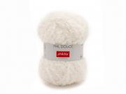 Laine à tricoter Phil Douce - Ecru