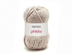 Laine à tricoter Rapido - Rouge corail