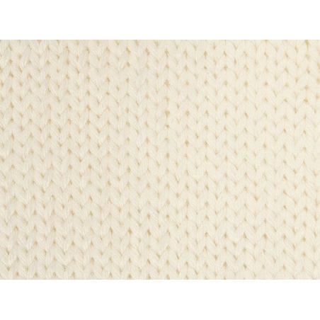 """Knitting wool - """"Partner 3.5"""" - Off-white"""