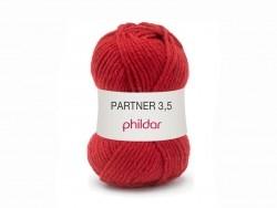 Laine à tricoter Partner 3.5 - Bleu marine