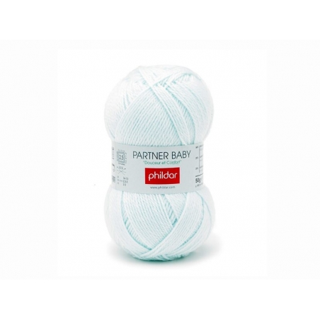 "Knitting wool - ""Partner Baby"" - Jade"