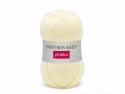 Laine à tricoter Partner Baby - Jaune poussin